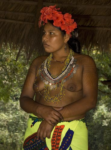 xingu tribe women