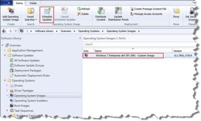 SCCM 2012 - Offline Service for OS Images