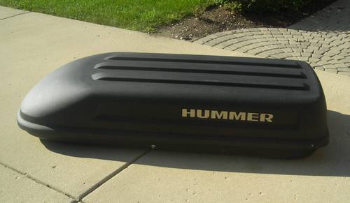 Hummer H2 Hard Cargo Carrier Made By Thule Ronsussercom