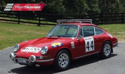 1968 Porsche 912 Vintage Rally car | eBay