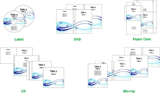 DVD Label Maker \u2014 CD label software, how to make a CD label