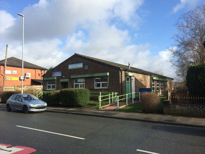 Stanycliffe Social Club, Middleton
