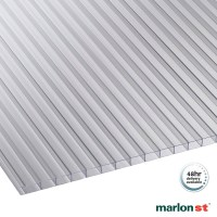 Marlon 4mm Horticultural Insulated Polycarbonate Sheet ...