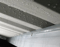 Condensation in Roofs   Metal Roof Leaks   Roofrite Melbourne