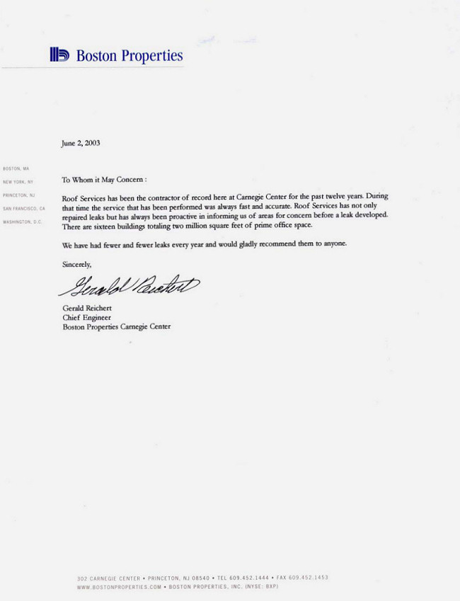 Letters Of Recommendations Letters Of Recommendation From - professional letters of recommendation