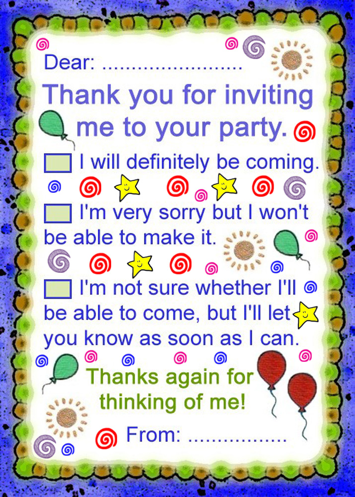 Thank You For Inviting Me To Your Party Rooftop Post