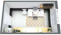 9 Essential Home Office Design Tips | RoomSketcher Blog