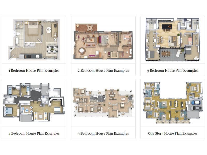 Fantastic Floorplans! Floor Plan Types, Styles And Ideas