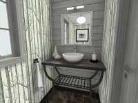 10 Perfect Powder Room Ideas   Roomsketcher Blog