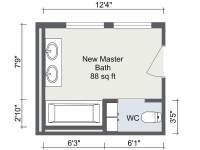 Bathroom Remodel | RoomSketcher