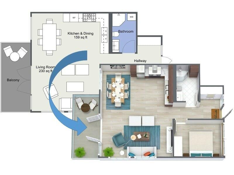Floor Plan Software RoomSketcher - new best blueprint maker app