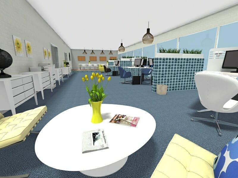 Office Design RoomSketcher