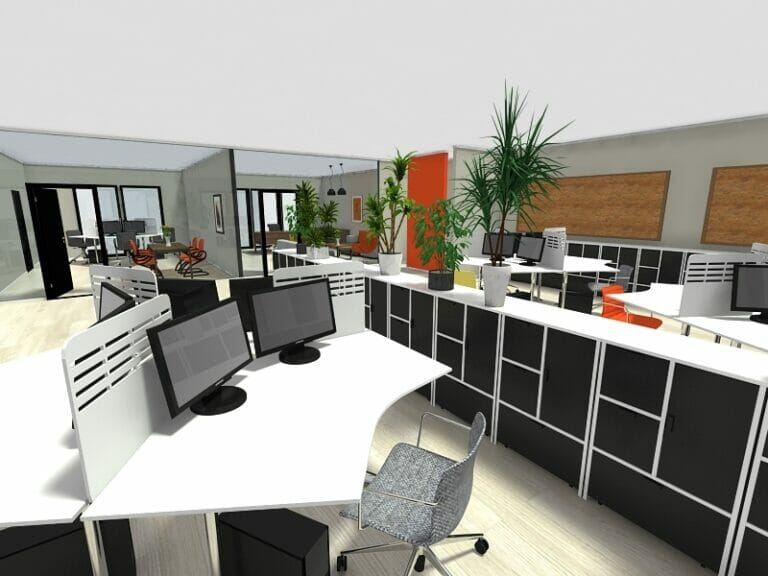 Office Design Software RoomSketcher