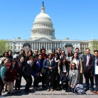 Public Policy Students visit Washington D.C., Spring 2014
