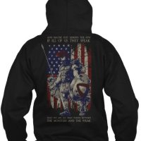 BLM 2 hoodie