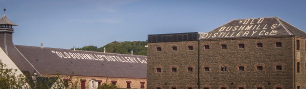 Bushmills Distillery | Roots and Wings Family Travel