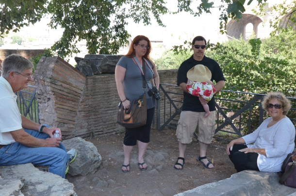 Roman Forum | Roots and Wings Family Travel