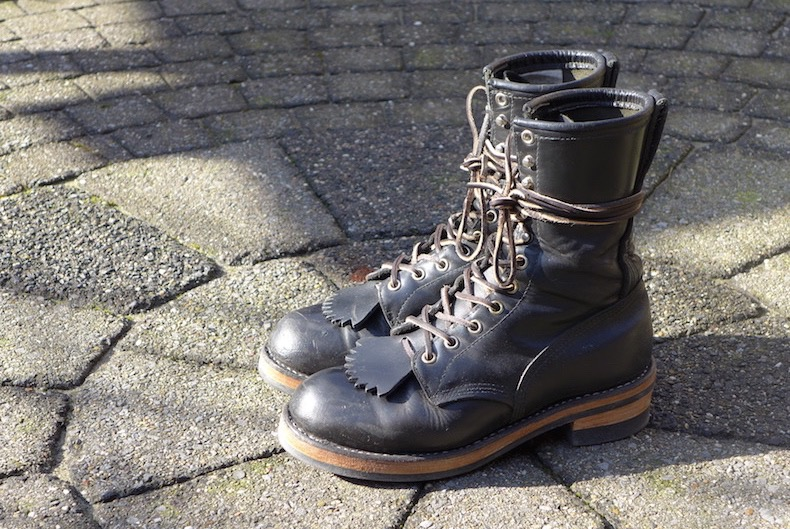 Red Wing Resoling In Europe Wijsman Cobblers Part 2