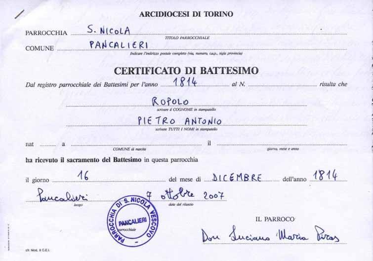 Contemporáneo Plantilla De Certificado De Bautismo Embellecimiento