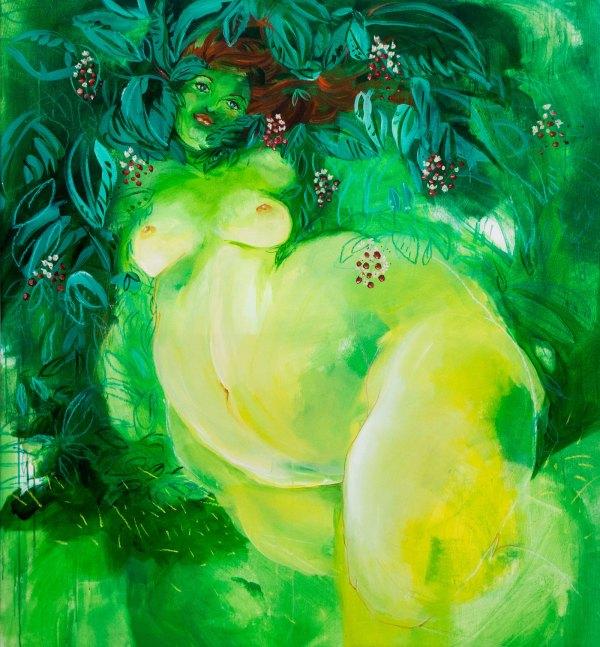 10-01-La-nina-arbusto