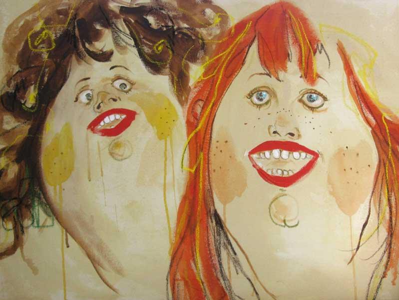 las hermanas V