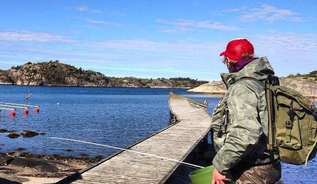 Ukens Sjøørret Fisker – Jon Terje Vaglen