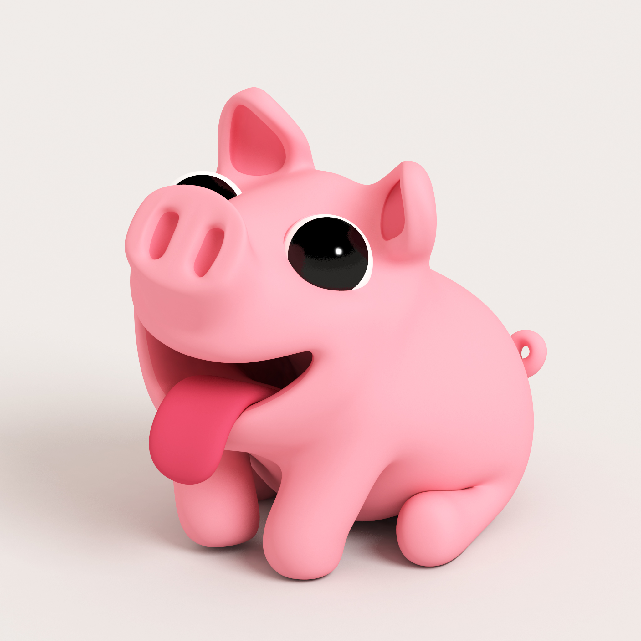 Cute Cartoon Hd Wallpapers Free Download Cute Pig Wallpaper Impremedia Net