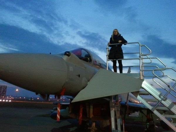 Rosalba Flugzeug