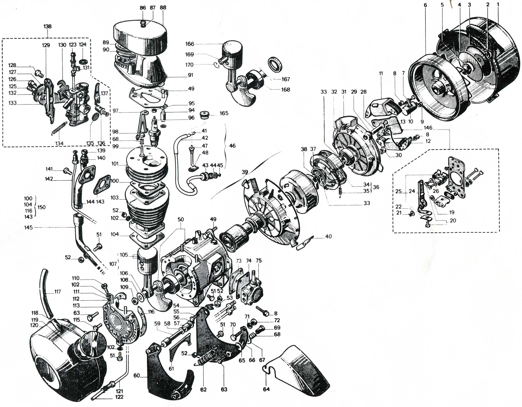 velosolex 3800 wiring diagram