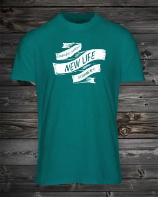 Shirt - New Life