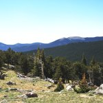 Mount Evans Valley