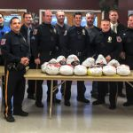 RP PBA Donates Turkeys To Food Pantry
