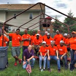 Home Depot Volunteers At American Legion Post 60