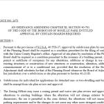சடங்கு 2473: மண்டல அதிகாரி கொடுக்கப்பட்ட சில கட்டுமான குறியீடு அதிகாரப்பூர்வ பொறுப்புகள்