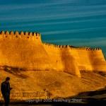 Uzbekistan_khiva_city wall