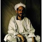 portrait of a Moroccan Berber