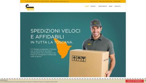 CT EXPRESS – Spedizioni in tutta la Toscana