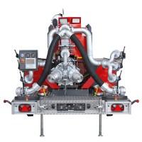 Fire fighting pumps & trailer mounted fire pumps - Rosenbauer
