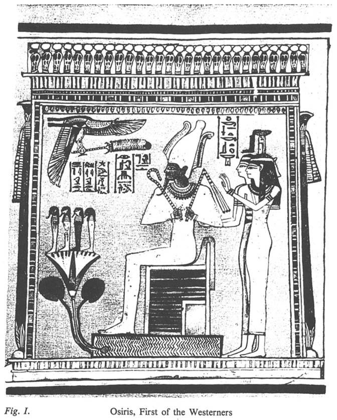 Mummeries of Resurrection -- Mark L Troy