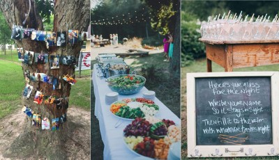 20+ Rustic I do BBQ (Barbecue) Wedding Ideas | Roses & Rings