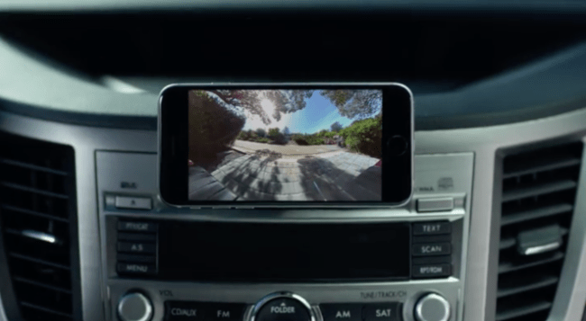 benefits of backup cameras