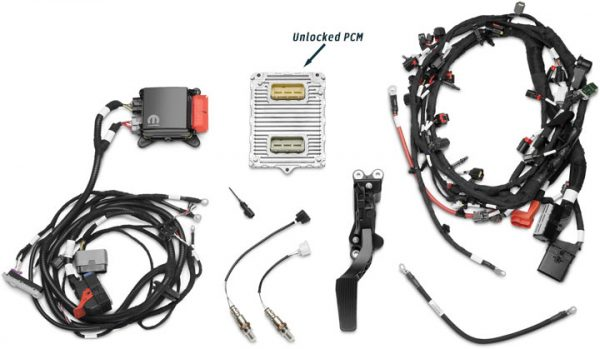6.4 hemi wiring harness