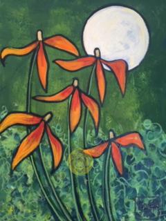 Harvest Moon 12x16