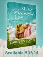 Messy Beautiful Love – a Book Review