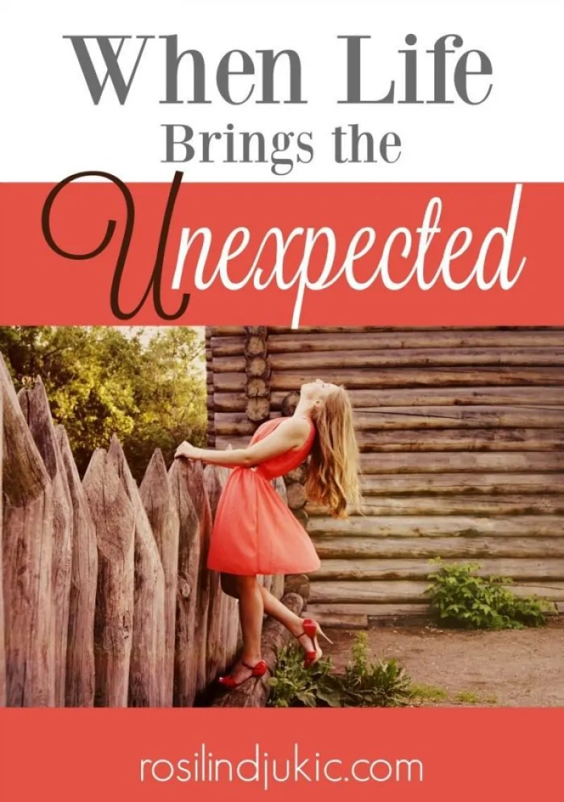 Our response to unexpected situations will determine the atomosphere of our homes!