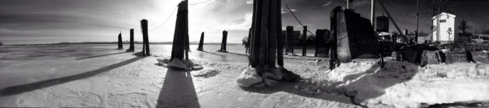 Essex ferry dock by Bill Amadon, March 13, 2015