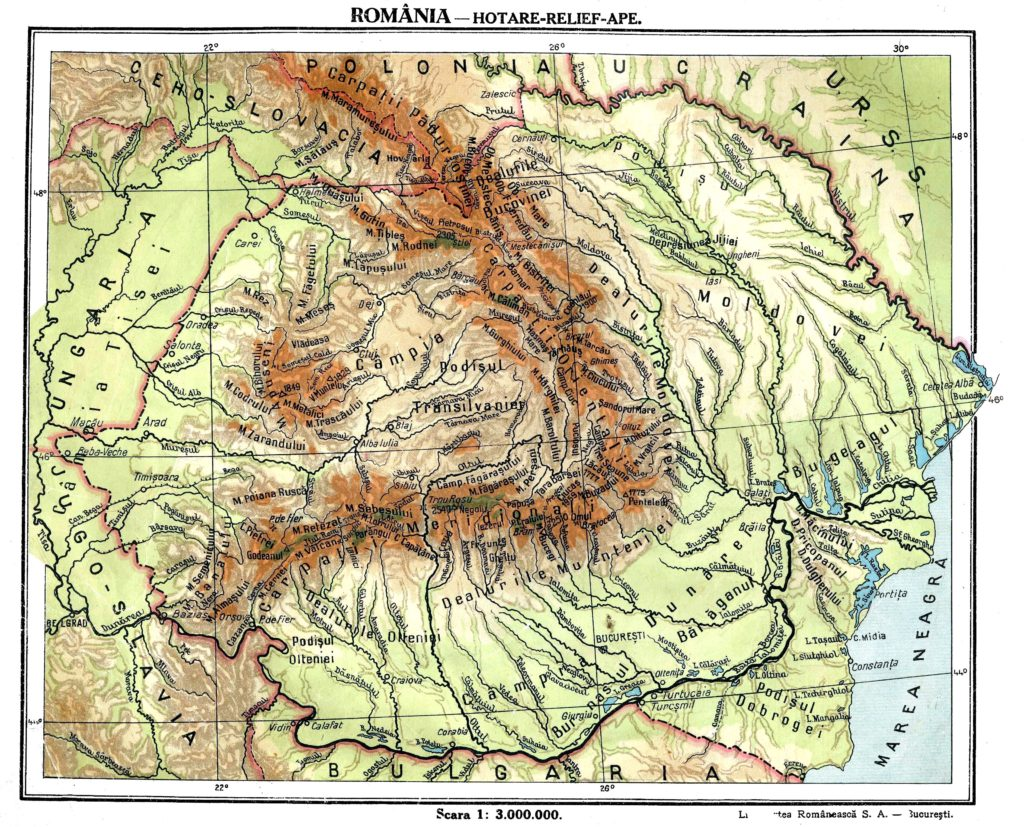 Greater_Romania,_physical_map