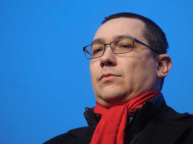 Victor Ponta grandoman