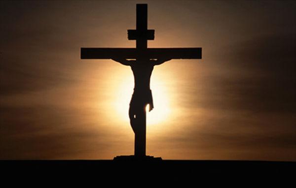 Isus rastignit pe cruce