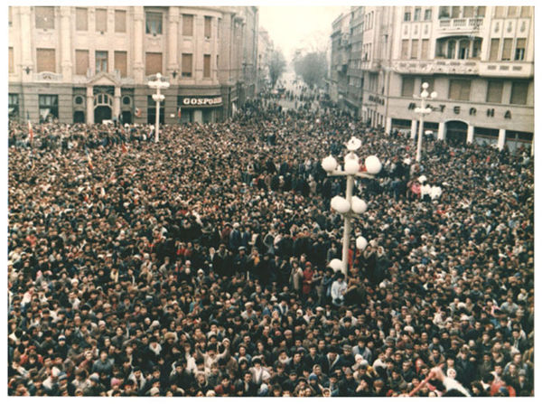 20 decembrie 1989, Timisoara